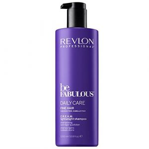 Revlon Be Fabulous Daily Care Fine C.R.E.A.M. Shampoo 1000ml