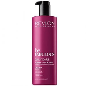 Revlon Be Fabulous Daily Care Normal C.R.E.A.M. Shampoo 1000ml