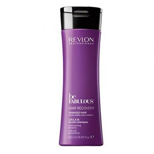 Revlon Be Fabulous Hair Recovery C.R.E.A.M. Keratin Shampoo 250ml