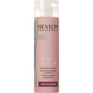 Revlon Interactives Keratin Shampoo 250ml