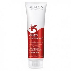 Revlonissimo Color Care Brave Reds Shampoo & Conditioner 275ml