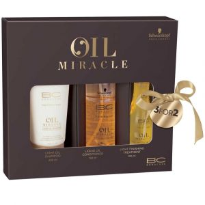 Schwarzkopf Pack Bc Oil Miracle Box Light