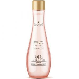 Schwarzkopf BC Oil Miracle Rose Oil Hair & Scalp Treatment 100ml