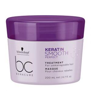 SCHWARZKOPF BC Bonacure Keratin Smooth Perfect Masque 200ml