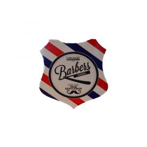 BARBERS Scudo a Parete 70x80 (Anticato o Polo)