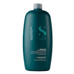 Alfaparf Milano Semi di Lino Reconstruction Shampoo 1000ml - Capelli Danneggiati