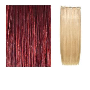 She Extension Easy One Clip - 35 Rosso Intenso
