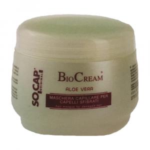 SOCAP Bio Cream Maschera Per Capelli Sfibrati 500ml