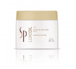 Wella SP Luxe Oil Keratin Restore Mask 400ml