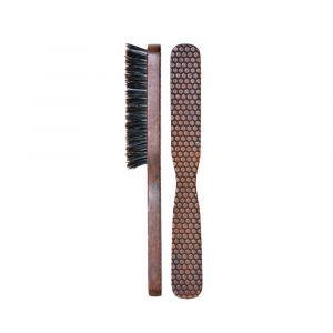 BiFULL Spazzola Barbiere Beehive N°1 Rettangolare Fine