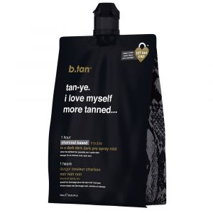 B.TAN Soluzione Spray Autoabbronzante Tan-Ye. I Love Myself More Tanned... 750ml