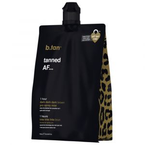 B.TAN Soluzione Spray Autoabbronzante Tanned AF... 750ml