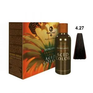 Tecna NCC 4.27 Castano Dark Biorganic Acid Color 3x130ml