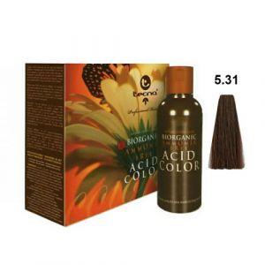 Tecna NCC 5.31 Castano Chiaro Intenso Biorganic Acid Color 3x130ml