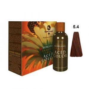 Tecna NCC 5.4 Castano Chiaro Rame Biorganic Acid Color 3x130ml