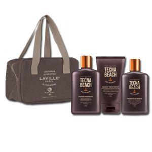Tecna Monoi Sun Care Kit Shampoo + Treatmetnt + Fluid Shield + Beauty Termico Omaggio
