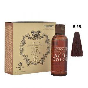 Tecna NCC 5.25 Viola Mogano Biorganic Acid Color 3x130ml