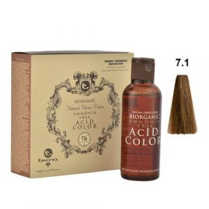 Tecna NCC 7.1 Biondo Medio Cenere Biorganic Acid Color 3x130ml
