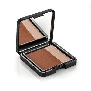 Bellissima Make Up Viso Terra Abbronzante Duo Colore e Luce  02 9g