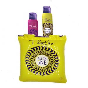 That'so All In One – SPF 20-30-50  200ml  + After Sun 200ml + Cuscino Borsa