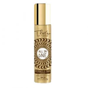 That'so Sun Make Up Miracle Tan Istant Flawless Spray Tan 75ml