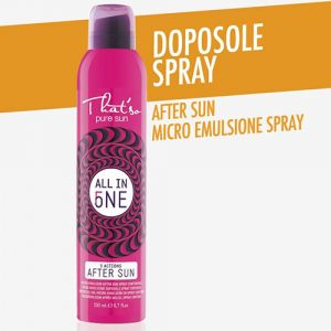 That'so All In One – After Sun Doposole Spray 200ml