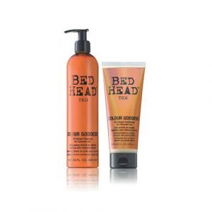 Tigi Bed Head Colour Goddess Shampoo 400ml + Conditioner 200ml