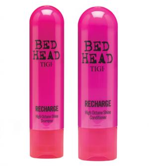 Tigi Kit Recharge Shampoo 250ml + Recharge Conditioner 200ml