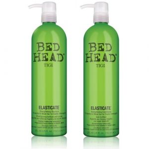 Tigi Kit Elasticate Shampoo 750ml Elasticate Conditioner 750ml