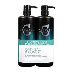 Tigi CatWalk Oatmeal & Honey Shampoo 750ml Conditioner 750ml