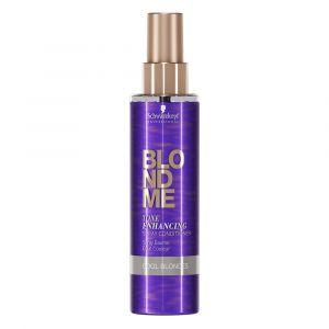 SCHWARZKOPF BlondMe Tone Enhanciing Cool Blondes Spray Conditioner 150ml