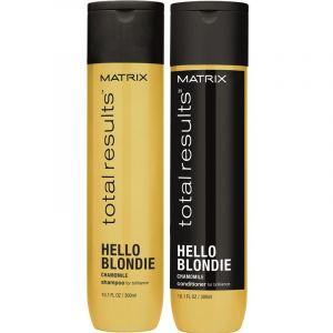 Matrix Total Results Hello Blondie Duo 300ml