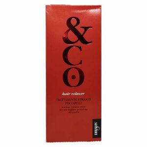 DIKSON &CO Hair Relaxer Trattamento Stirante per Capelli