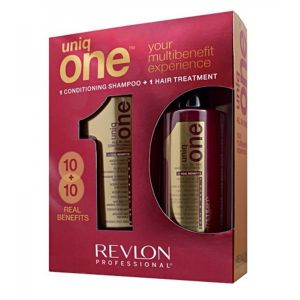 Uniq One All In One Shampoo 300ml + Treatment 150ml