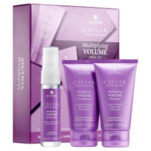 ALTERNA CAVIAR Anti-Aging Multiplying Volume Trial Kit