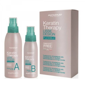 ALFAPARF MILANO Lisse Design Keratin Therapy Lisse Design Flexible Kit