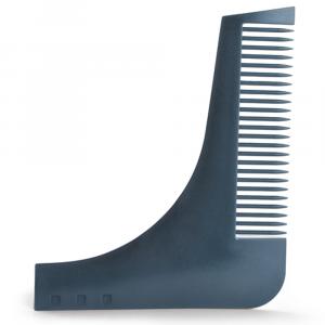 BiFULL Roxe Guide Pettine Guida Per Barba NERO