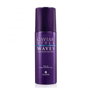 ALTERNA CAVIAR Style Waves Texture Sea Salt Spray 147ml