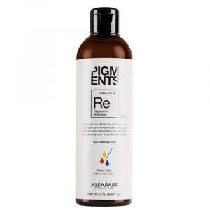 ALFAPARF MILANO Pigments Reparative Shampoo 200ml