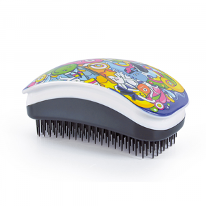 BiFULL Mini Spazzola Scioglinodi Detangler Hair Copic WORMS