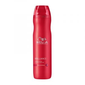 Wella Brilliance Shampoo Capelli Normali/fini 250ml