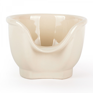 BiFULL Ciotola Per Rasatura Ceramica