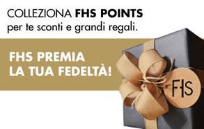 FHS points, la fedeltà ti premia